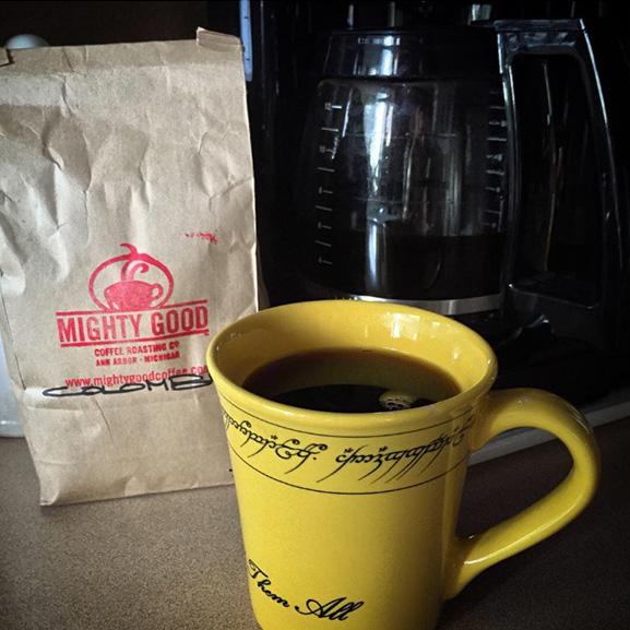 Might Good Coffee