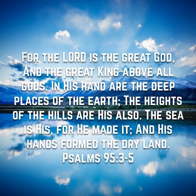 The LORD Is The Great God