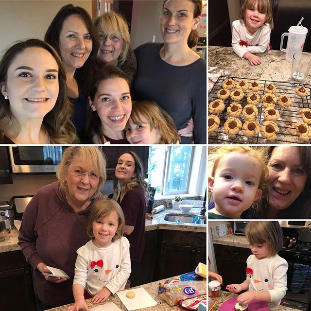 Christmas Baking Day 2017